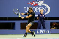 Rafael Nadal regresa a su buen tenis en el US Open