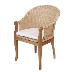rattanstuhl korbstuhl verona bicolor grau esszimmer stuhl st hle sitzkissen esszimmer. Black Bedroom Furniture Sets. Home Design Ideas