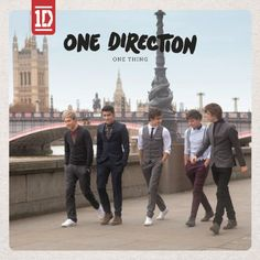 UK CD pressing of the third single lifted from the British/Irish teen pop boy band's 2011 debut album Up All Night. Sony.