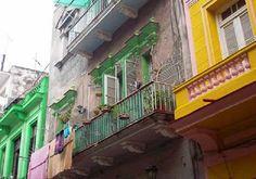 Fachada Cuba, Colonial, Wine Cellars, Hotels, Parks