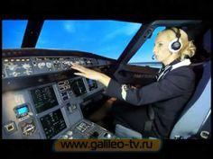 Галилео. Посадка авиалайнера (часть 1)