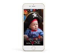 Pirate Boy Birthday Snapchat Geofilter. 1st Pirate Birthday Snapchat Geofilter for boys. Any Age Birthday Filter Pirate Birthday, Boy Birthday, Pirate Boy, Pirates, Snapchat, Filter, Age, Phone Cases, Boys