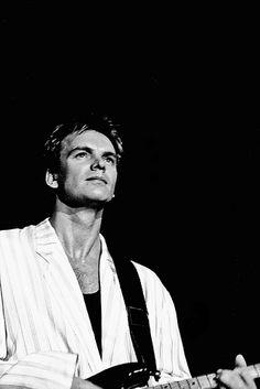 Sting live in Milan 1985