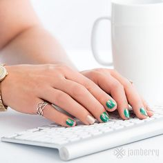 Jamberry Nails for Valentine's Day Jamberry Lacquer, Jamberry Nails Consultant, Jamberry Nail Wraps, Chic Nails, Fun Nails, Pretty Nails, Jamberry Fall, Natural Nails, Christmas Nails