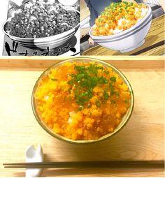 Shokugeki no Soma (Food Wars!) | Transforming Furikake Gohan (Transforming Topped Rice) | Manga/Anime/Real Life | (c) to their respective owners