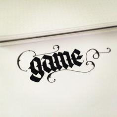 Game. #handtype