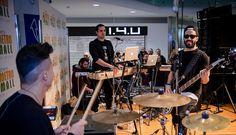 ΜΕΛΙSSES @ Christmas Live Stage Athens Metro, Mall, Stage, Live, Music, Christmas, Musica, Natal, Xmas