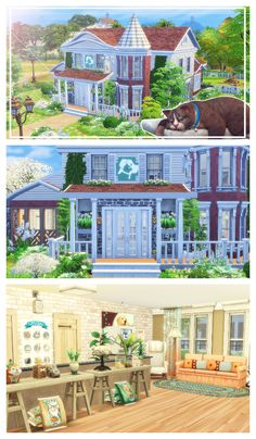 SIMS 4 CATS & DOGS  Brindleton Pawspital Renovation | Brindleton Bay | Fixer Upper