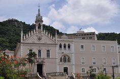 Vitória, Espírito Santo, Brasil - convento e igreja Nossa Senhora do Carmo