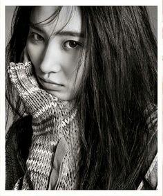 Yuri for Instyle Korea March 2017 Issue B-cuts #yuri #snsd #유리 #소녀시대