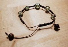 Créer un bracelet Shamballa