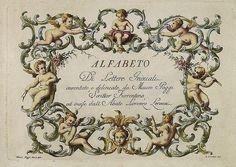 Mauro Poggi - Alfabeto di Lettere Iniziale by peacay, via Flickr