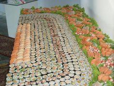 Un po' di sushi? :D