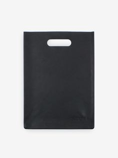 Image of STUFF rubber bag