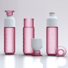 Remember when Old Navy came out with that slogan Shopping is fun again!? That's what Dopper does for drinking tap water. Available on Designed Good this week, Dopper water bottles offer a sleek Dutch design that makes ignoring single-use plastic bottles easy. Dopper also sends a percentage of e