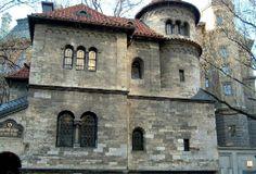 Old Synagogue Jewish Quarter Prague