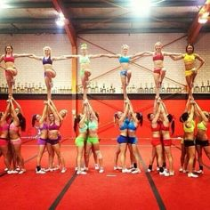 this is super cute #cheerleading