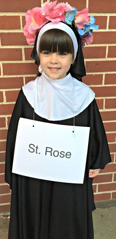 "In honor of All Saints Day 2014, Saint Margaret Catholic School held the ""Parade of Saints.""  The observance began with a prayer service involving kindergarten through eighth grade students, with each student dressed as their favorite saint."