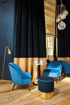 La Gare, Paris | Designed by Laura Gonzalez | Hotel Interior Design Trends | luxury real estate, exclusive resorts, most expensive hotels, leading hotels, hospitality projects. | Check out Brabbu Contract at http://brabbucontract.com