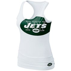 Nike New York Jets Women's Big Logo Tank