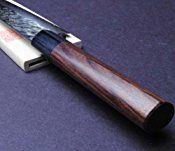 Yoshihiro NSW VG-10 46 Layers Hammered Damascus Gyuto Japanese Chef Knife, 9.5″, Rosewood