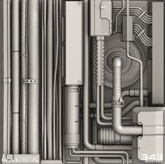 sci fi pipes - Google Search