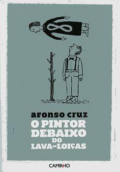 Novel_Front Cover // Illustration by Afonso Cruz