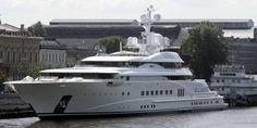 TOP 8 MOST EXTRAVAGANT YACHTS. - Destination Luxury
