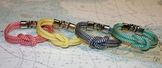 Love these from Lemon and Line, for the sailor in your life. they even do custom colors... Fun! From stylebeat.