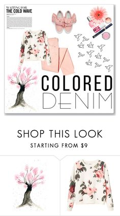 """""""Untitled #218"""" by missuwa ❤ liked on Polyvore featuring Monki and Joshua's"""