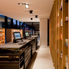 Store Design: Pharmacy M by Caan Architecten