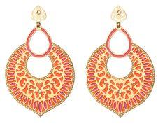 earrings Crochet Earrings, Mosaic, Bohemian, Jewels, Jewellery, Crystals, Chic, Shabby Chic, Bijoux