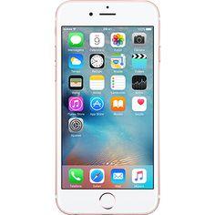 "Americanas iPhone 6s Plus 16GB Ouro Rosa Tela 5.5"" iOS 9 4G 12MP - Apple - R$3482,14"