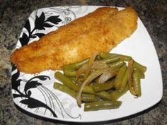Cajun Baked Swai: This is my recipe. We love it!!