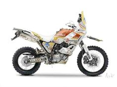 Yamaha tenere 660 scout