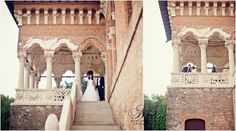 After the Wedding at Mogosoaia Castle in Bucharest, Romania- by Mary Sandoval Photography