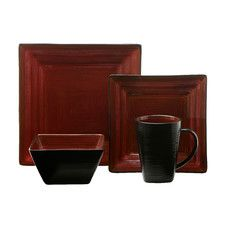 Adriatic 16 Piece Dinnerware Set