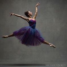 Lauren Lovette (New York City Ballet).
