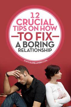 boring relationship help