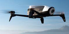 Bebop 2, el drone que promete 25 minutos de autonomía http://j.mp/1Mwyx0G |  #Bebop2, #Drone, #Gadgets, #Noticias, #Parrot, #Tecnología, #Wifi