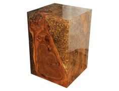 Teakwood & Lucite Table | The Local Vault