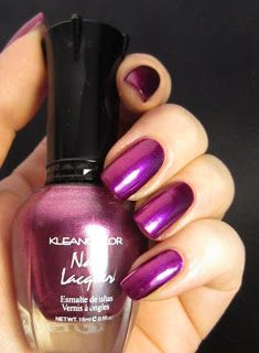 166 Metallic Fuschia