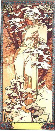 Alphonse Mucha 1897