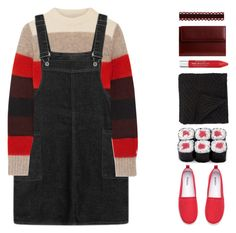 """Overalls"" by amazing-abby ❤ liked on Polyvore featuring rag & bone, Lautēm, Isadora and Morgan Collection"