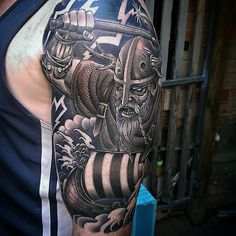 Viking Tattoos for Men - Ideas and Inspiration for Guys