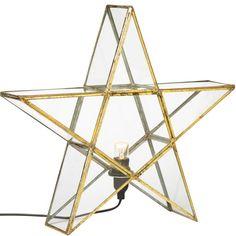Metallstjärna sigismund guld