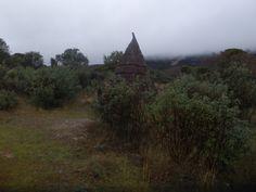 Las antiguas cabañas de carboneros, pastores ó apicultores dan nombre al Parque Nacional
