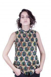 Nash African print shirt | Céline