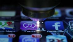 Laser technology helping to create transparent touch screens