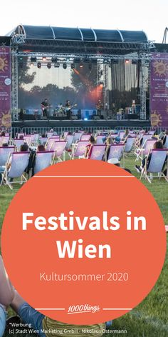 Wien, Wien, nur du allein, sollst die Stadt unserer Festivals sein! Bis 30. August könnt ihr nämlich Kunst, Kultur und spannende Live Acts in ganz Wien erleben. Wir zeigen euch, was es mit dem Kultursommer 2020 auf sich hat, was ihr dort erleben könnt und wo ihr die Festival-Bühnen in Wien findet. *Werbung